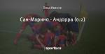 Сан-Марино - Андорра (0:2)