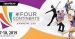 Чемпионат четырех континентов-2019. Восемь на троих