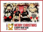Небольшое поздравление игроков МК Донс с Рождеством (ВИДЕО) - MK Dons (ex - Wimbledon FC) - Блоги - Sports.ru
