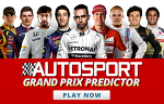 Welcome to the AUTOSPORT Grand Prix Predictor