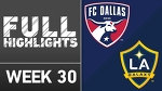 HIGHLIGHTS | FC Dallas 1-0 LA Galaxy