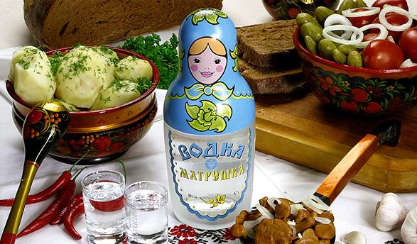 Русская картинка с днем рождения