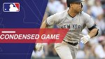 Condensed Game: NYY@WSH - 6/18/18
