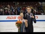 Александра Бойкова - Дмитрий Козловский. Скейт Канада. 2019