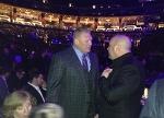 Фото дня. Брок Леснар посетил шоу UFC - Про рестлинг - Блоги - Sports.ru