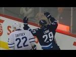 Patrik Laine first NHL hat trick 19.10.2016