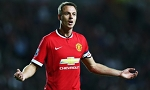 Manchester United set to sell Jonny Evans to Everton for £8m