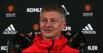Пресс-конференция Сульшера перед встречей с «Манчестер Сити»