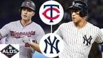 Minnesota Twins vs. New York Yankees Highlights   ALDS Game 2 (2019)