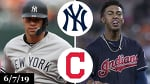 New York Yankees vs Cleveland Indians - Full Game Highlights | June 7, 2019 | 2019 MLB Season