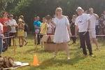 По-ковбойски - в Прикамье прошел чемпионат по метанию коровьих лепешек