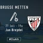 El Athletic jugará un amistoso con el Brujas en Bélgica el 21 de julio. Deia, Noticias de Bizkaia