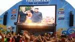 브라질 2014 - North Korea wins the group stage on World Cup - 북조선 [ Subtitles 자막 ]