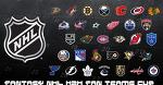 H2H Team fantasy NHL для болельщиков
