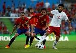 Накануне Евро-2016: Испания потерпела неожиданное поражение от Грузии