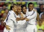 Дэвид Бекхэм, Роналдо, Рауль и Жулио Баптиста - Old School - Блоги - Sports.ru