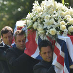 Funeral held for ex-F1 and IndyCar driver Justin Wilson