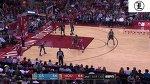 Kevon Looney Puts the Claps on Chris Paul ! Warriors vs Rockets 20Jan2018