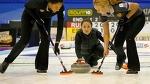 CURLING: RUS-DEN Euro Chps 2015 - Women Semi Final