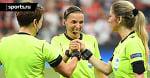 Топ-матч впервые судили девушки: упустили нарушение в серии пенальти, но в остальном было классно