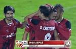 Watch Liverpool flop Aspas score superb Sevilla hat-trick (including wonder volley)