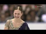 "B.ESP. Alena LEONOVA ""Bollywood"" perfect FS - 2017 Japan Trophy"