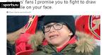 Мохаммед Эль-Ненни отреагировал на слёзы юного «канонира»