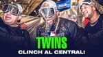 Twins clinch playoff berth