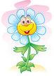 Веселый цветочник, Веселый цветочник