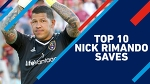 Top 10 Nick Rimando Saves