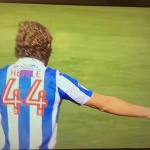 Ross Wallace nicking Huddersfield's tactics😂😂