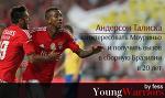 Андерсон Талиска. Заинтересовать Моуриньо и получить вызов в сборную Бразилии в 20 лет - Young Warriors - Блоги - Sports.ru