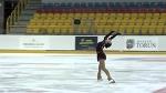 2015 ISU Jr. Grand Prix - Torun Ladies Free Skate Polina TSURSKAYA RUS