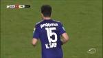 Goal 2-2 Kenny Saief Anderlecht Waasland-Beveren (assist Appiah)