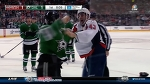 Tom Wilson vs Brett Ritchie Jan 21, 2017