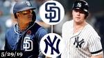 San Diego Padres vs New York Yankees - Full Game Highlights | May 29, 2019 | 2019 MLB Season