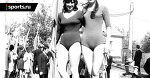 Черно-белые (и цветные) лики советского спорта - 149