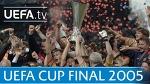2005 UEFA Cup final highlights - CSKA Moskva-Sporting Lisbon