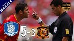 Испания - Корея 0-0(3-5) - Обзор Четвертьфинала Чемпионата Мира 22/06/2002 HD