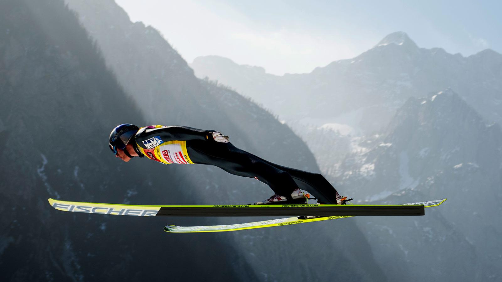 Прыжки на лыжах с трамплина - Центр спортивной подготовки Республики Татарстан