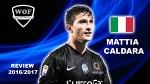 MATTIA CALDARA   Atalanta   Goals & Skills   2016/2017 (HD)