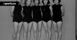 Черно-белые (и цветные) лики советского спорта - 146