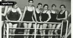 Черно-белые (и цветные) лики советского спорта - 99