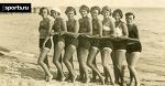 Черно-белые (и цветные) лики советского спорта - 94