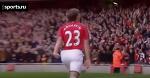 9 лет назад Аршавин забил первый гол за «Арсенал». С нулевого угла