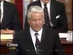 Речь Ельцина в конгрессе США (1992 год). Это п..здец!