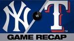 Yankees blast six homers in 14-7 win | Yankees-Rangers Game Highlights 9/27/19