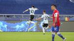Месси побил рекорд Батистуты поголам засборную Аргентины вофициальных матчах