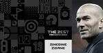 Зидан лучший тренер мира по версии ФИФА
