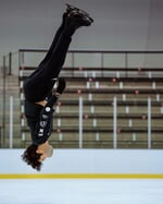 """Nathan Chen on Instagram: """"although four continents in Australia isn't happening anymore, I decided to practice upside down anyways🇦🇺 ••• 📸: @mr_kwu"""""""